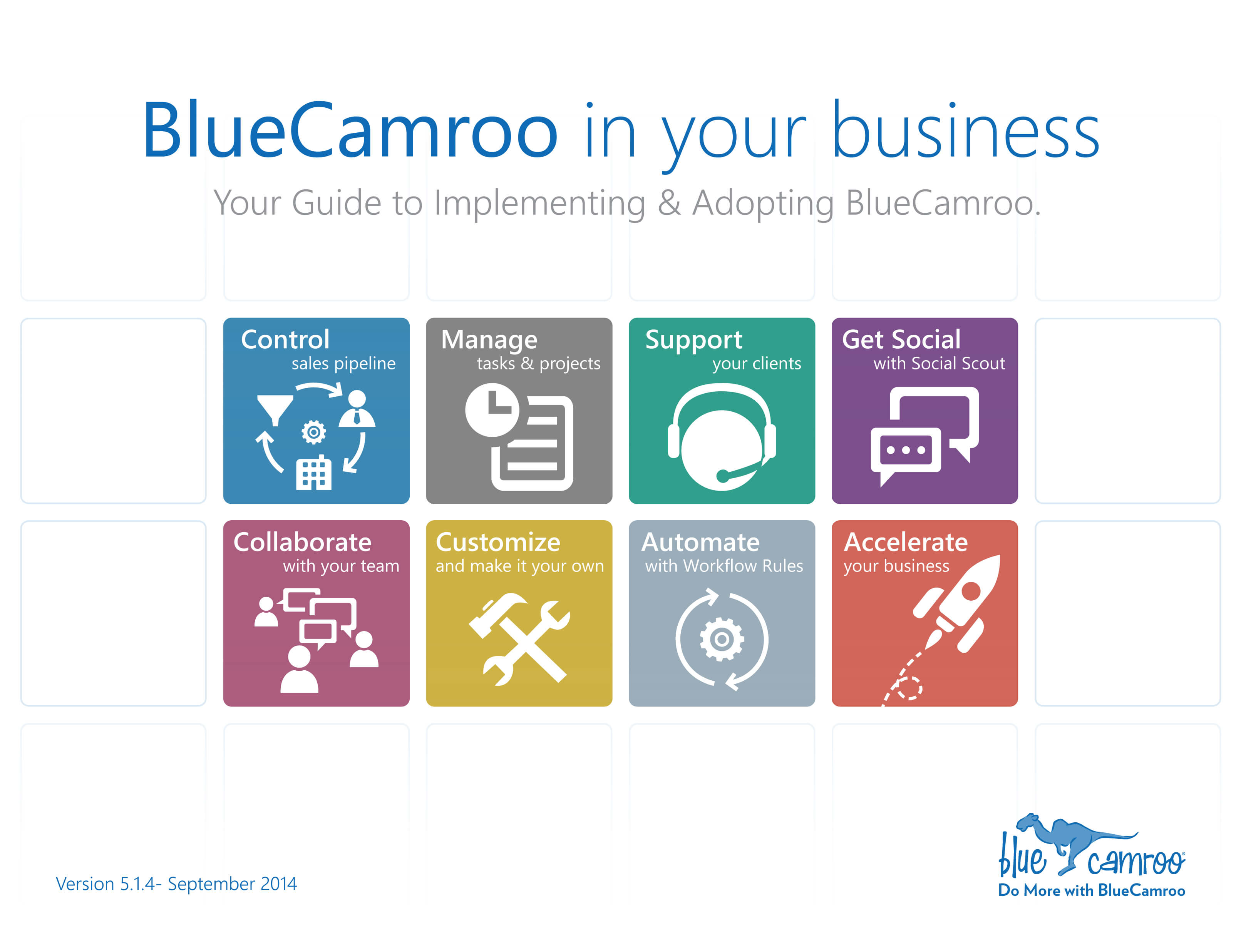 BlueCamroo User Guide